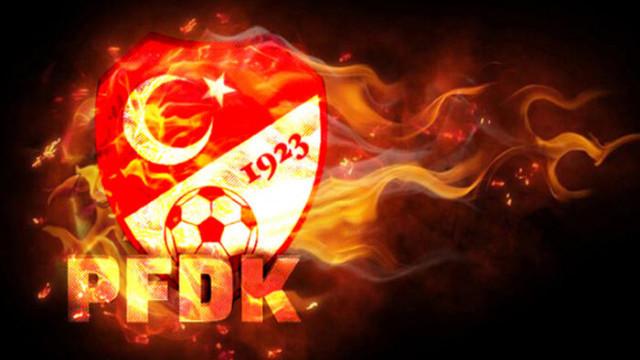 PFDK, Beşiktaş'a para cezası verdi