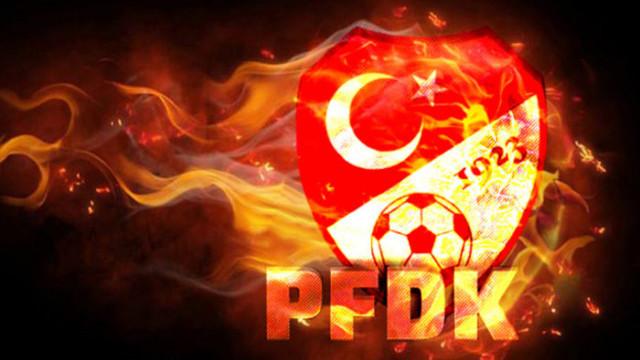 Süper Lig'de 6 kulüp PFDK'ye sevk edildi