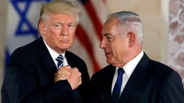 Trump Orta Doğu'yu birbirine katacak planı açıkladı !