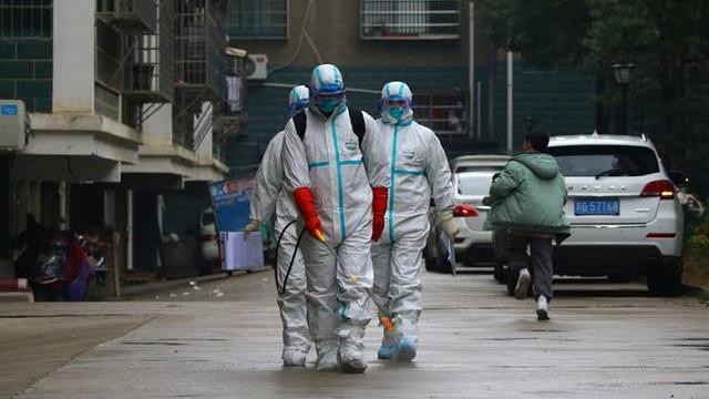 Virüs salgınında ölü sayısı 132'ye yükseldi