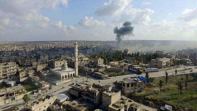 Esad rejimi İdlib'in en büyük ilçesini ele geçirdi