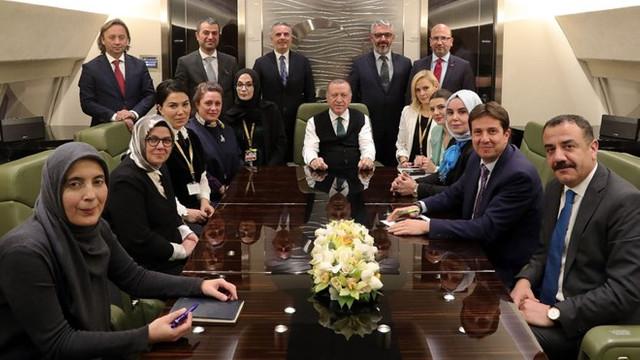 Erdoğan deprem vergilerinin nereye harcandığını açıkladı