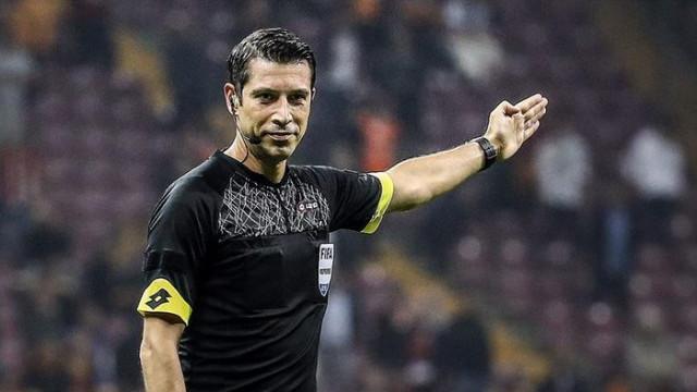 Trabzonspor - Fenerbahçe maçını Ali Palabıyık yönetecek