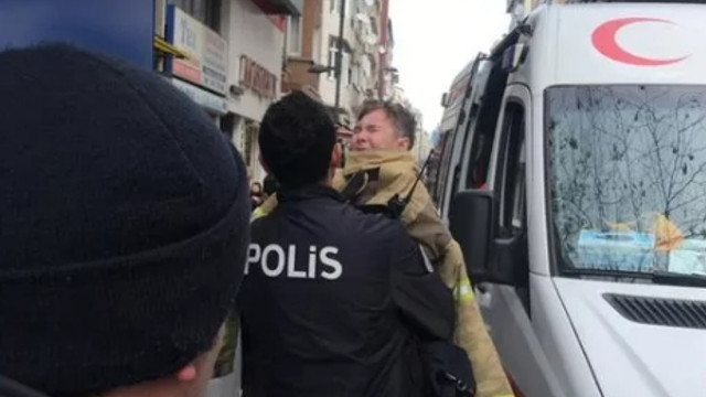 İstanbul'da minik çocuğun mucize kurtuluşu!