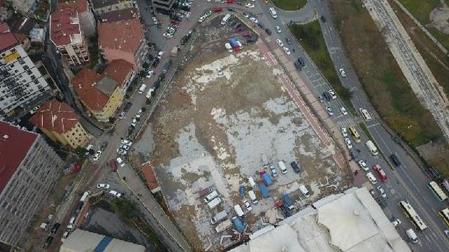 İstanbul'daki tartışılan arazi park oluyor