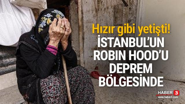 Türkiye'nin konuştuğu hayırsever deprem bölgesinde ortaya çıktı