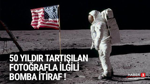 ''Ay'a bayrak diken kişi bendim''