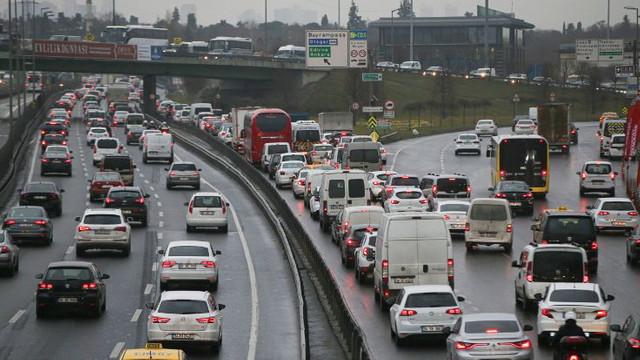İstanbul trafikte dünya dokuzuncusu