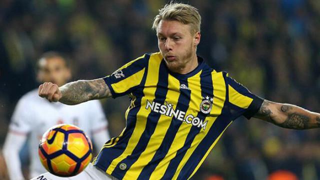 Fenerbahçe için transferde Simon Kjaer iddiası