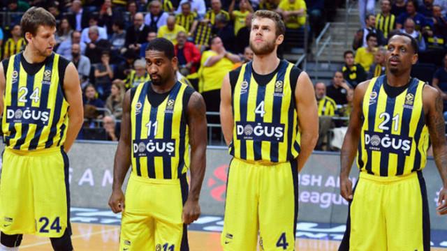Fenerbahçe Beko, eski oyuncusu James Nunnally'i kadrosuna kattı