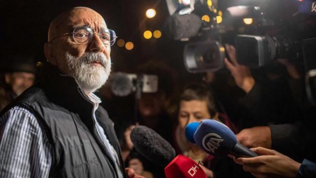 Ahmet Altan hakkında yeni karar !