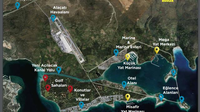 Kanal İstanbul başlamadan Türkiye'de yeni kanal projesi!