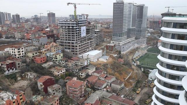 İstanbul'da sahibinden ucuza ağır hasarlı ev