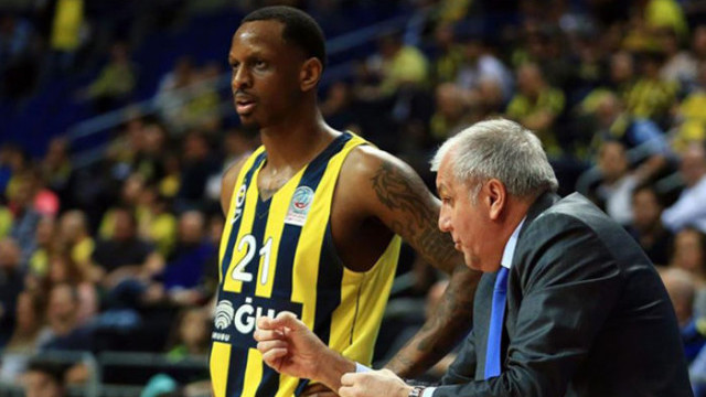 James Nunnally: Fenerbahçe'ye döndüğüm için çok heyecanlıyım
