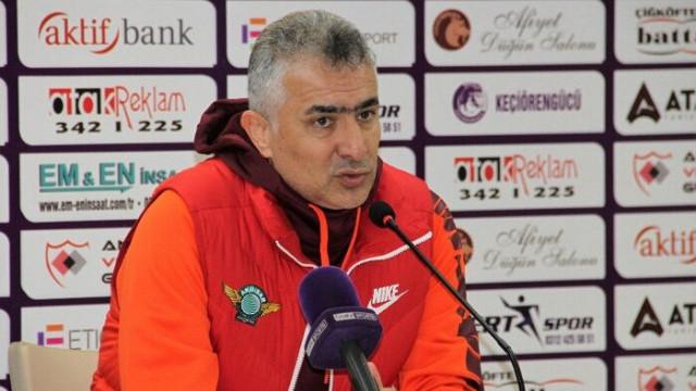 Mehmet Altıparmak: Transfer yapamazsak da sorun yaşamayız
