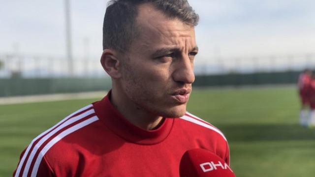 Ziya Erdal: Sivasspor 10 yıl sonra yeniden zirvede