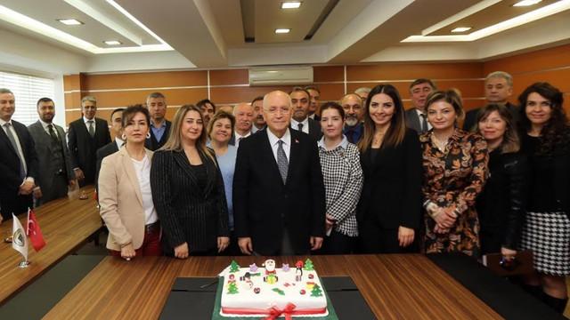 Başkan Yaşar'dan bürokratlarına ''tasarruf'' talimatı