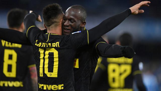 Lider Inter, Napoli'yi de devirdi