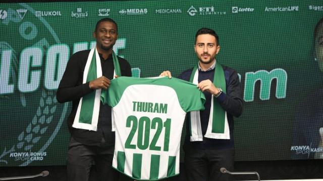 Rogerio Thuram, Konyaspor'da