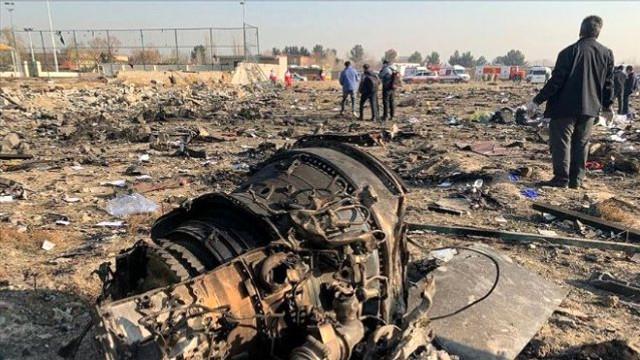 İran'dan 176 kişinin öldüğü uçak kazasıyla ilgili şok açıklama