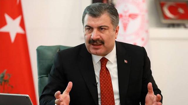 Sağlık Bakanı Koca'dan aşı tartışmalarıyla ilgili açıklama