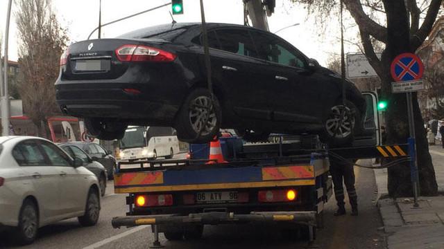 Ankaralı taksiciler ''korsan'' avında !