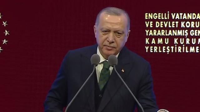 Erdoğan'dan Berfin Özek davasında verilen cezaya sert tepki