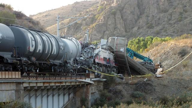 Ankara'da 2 makinistin öldüğü tren kazası göz göre göre gelmiş!
