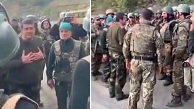 Ermenistan ordusu perişan halde! Sözde liderleri askerlere yalvarıyor