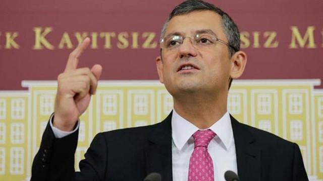CHP'li Özel'den Erdoğan'ı kızdıracak sözler