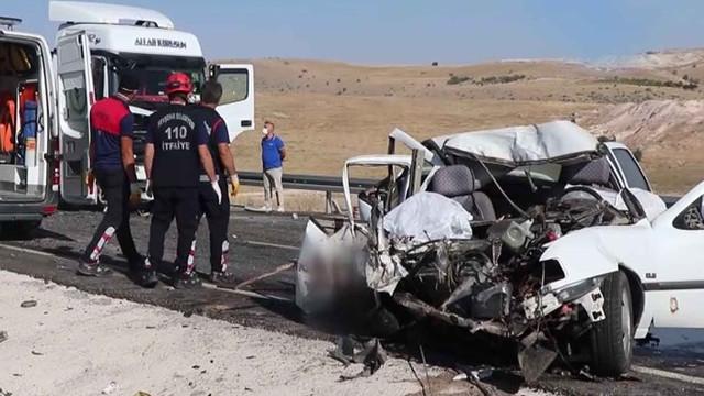 Türkiye'de savaş gibi kaza bilançosu: Yüzlerce ölü, binlerce yaralı var!