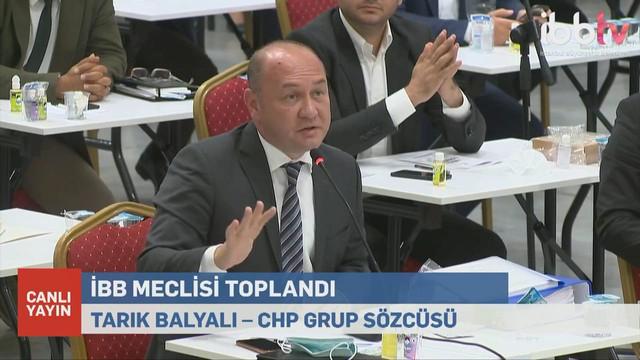 İBB Meclisi'nde CHP'den AK Parti'ye hodri meydan