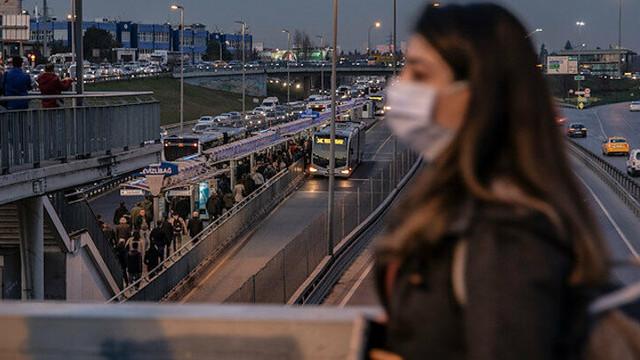 Koronavirüs vakalarında İstanbul'da alarm çanları çalıyor!