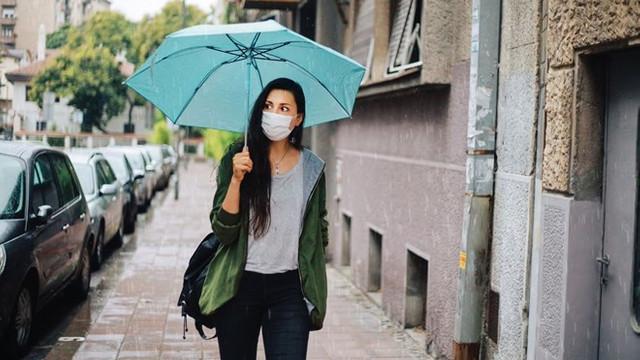 Prof. Dr. Ceyhan'dan ıslak maske uyarısı