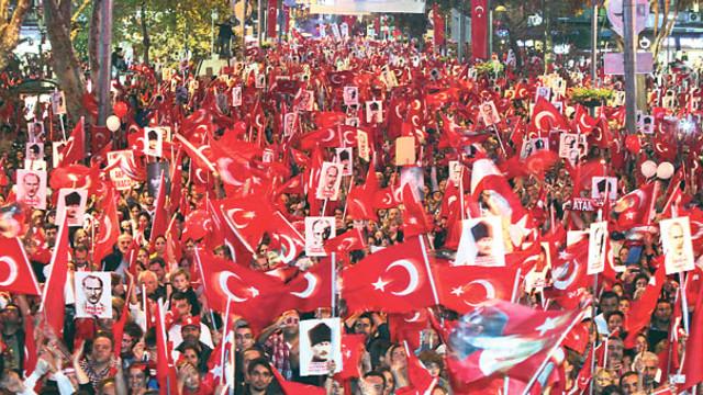 29 Ekim Cumhuriyet Bayramı etkinliklerine de koronavirüs yasağı