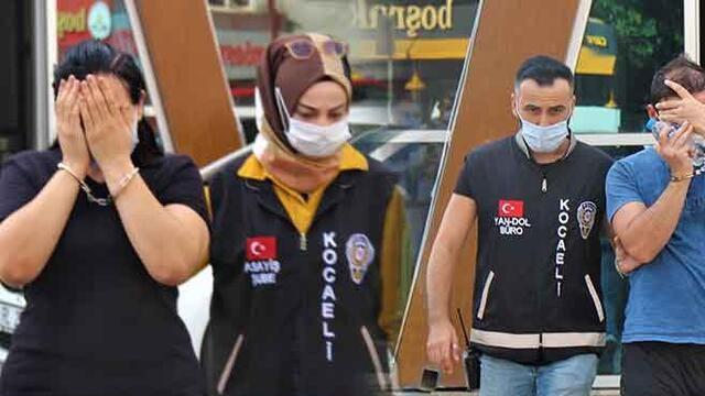 6 kuyumcudan 100 bin lira vurgun yapan 2 kişi yakalandı