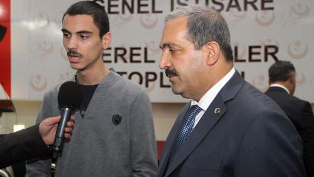 Yazıcıoğlu'nun oğlundan partisine sert sözler