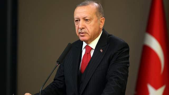 Erdoğan'dan 'Işıklar' açıklaması