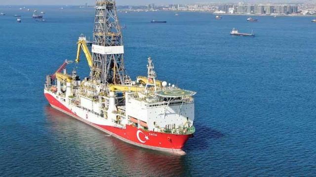 Enerji Bakanlığı'ndan ''müjde'' paylaşımı: O haber, o gemi geldi!