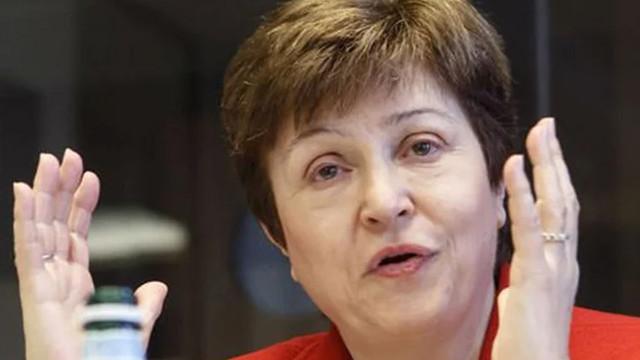 IMF Başkanı Georgieva: Fişi erken çekmeyin