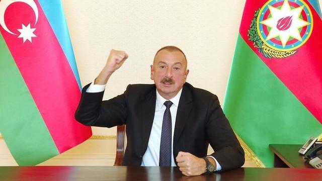 İlham Aliyev: ''Bu Türkiye'nin hakkıdır!''