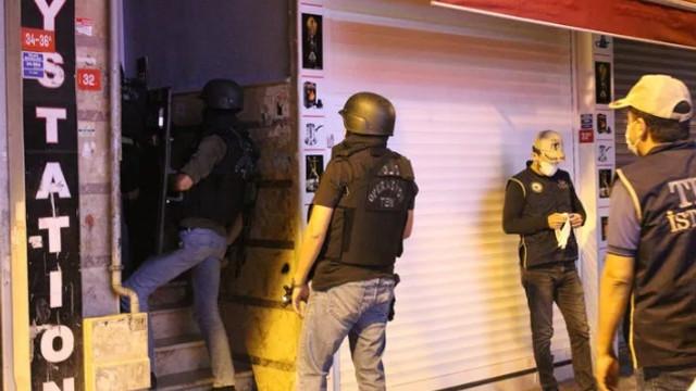 İstanbul'da DHKP-C operasyonu! Çok sayıda kişi gözaltı var