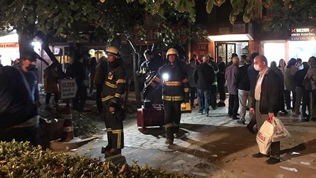 Eskişehir'de bir dükkanda patlama! Dumandan 6 kişi etkilendi