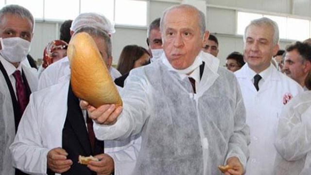 ''Bahçeli karar versin: Türkiye uçuyor mu, ekmeğe mi muhtaç ?''