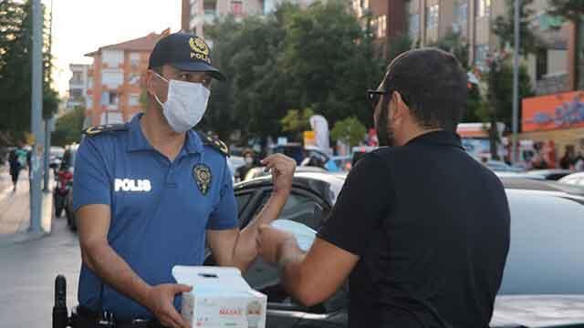 Alanya'da koronavirüs denetimi! Vatandaşlar tek tek uyarıldı