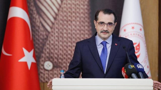 Enerji Bakanı Dönmez: Dünyanın en büyük keşfini yaptık