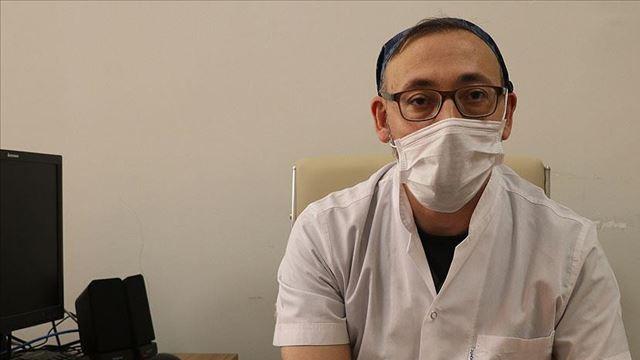 Koronavirüsü atlatan doktor yaşadığı zorlu süreci anlattı