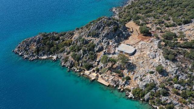 Cennet koydaki villa skandalına bakanlık el attı