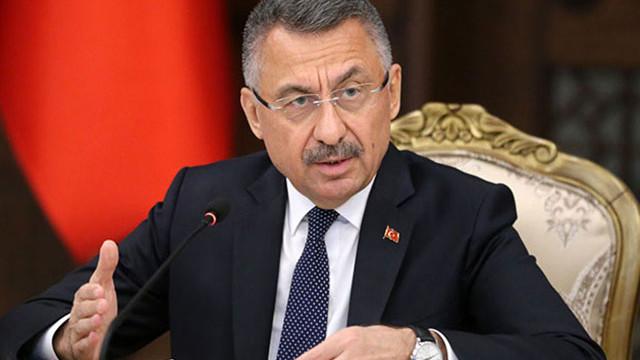 Cumhurbaşkanı Yardımcısı Fuat Oktay'dan ''bütçe'' açıklaması