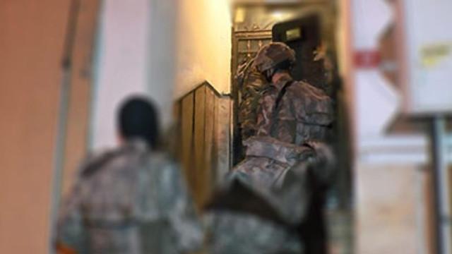 İstanbul'da 21 adrese IŞİD baskını